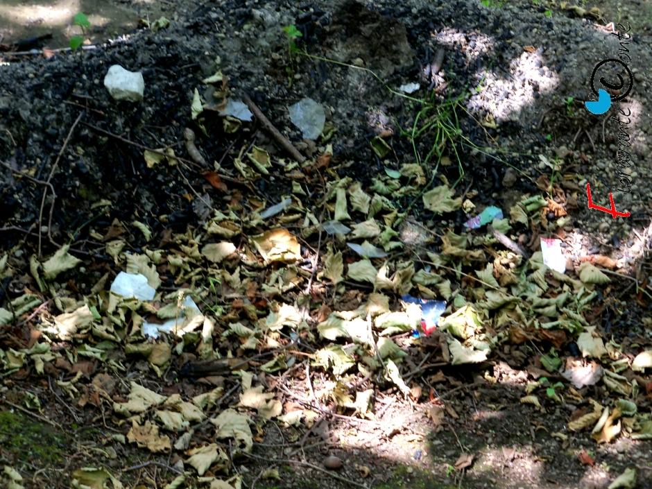 Terra di plastica