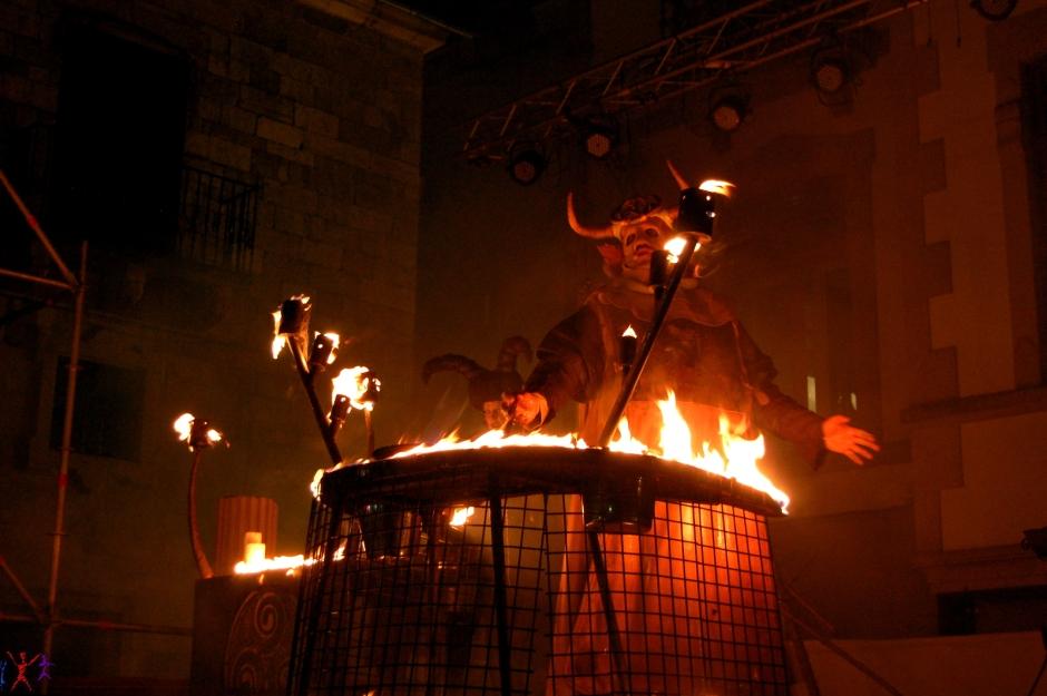 Quemada Arde Lucus