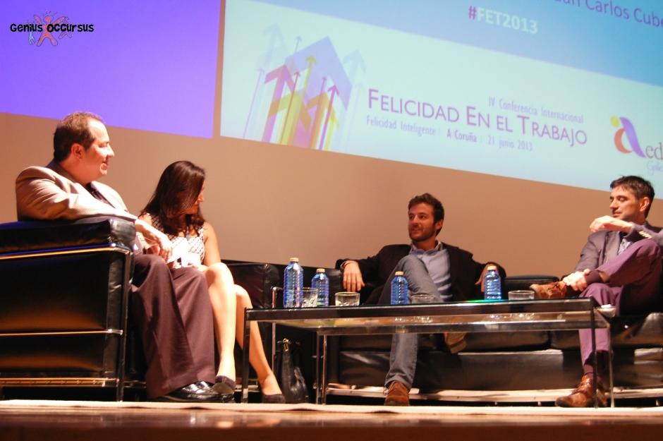FET2013 Juan Carlos Cubeiro e Tavola Rotonda
