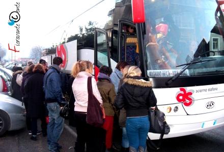 Acierno soppresso, rivolta pendolari Baiano-Nola-Roma