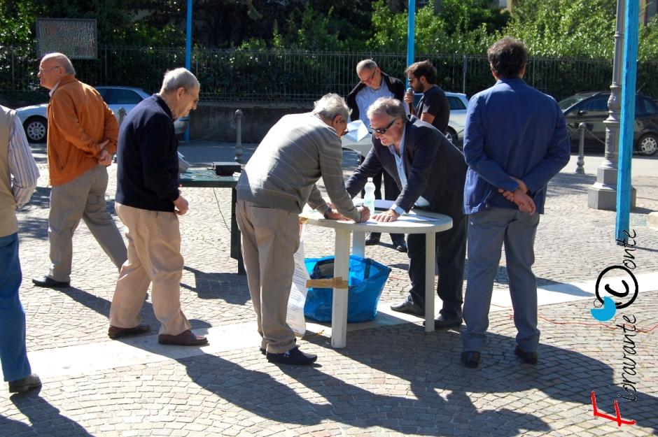 Tufino, raccolta di firme contro aumenti