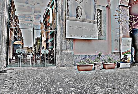 PAN, Palazzo delle Arti di Napoli