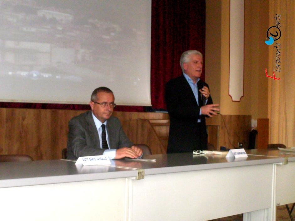 Dario Vassallo a Visciano