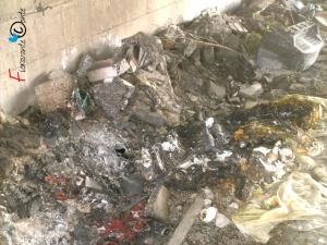 Tra Polvica e Marigliano incendi di rifiuti