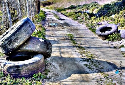Tra Polvica e Marigliano copertoni e pneumatici