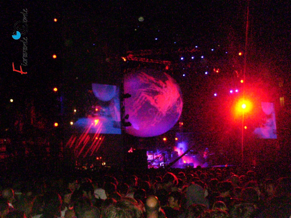 Moby, concerto luglio 2009 in Piazza del Popolo