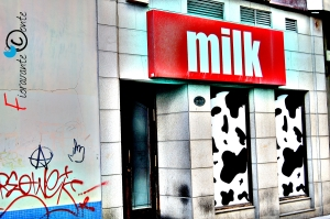 Milk, La Coruña