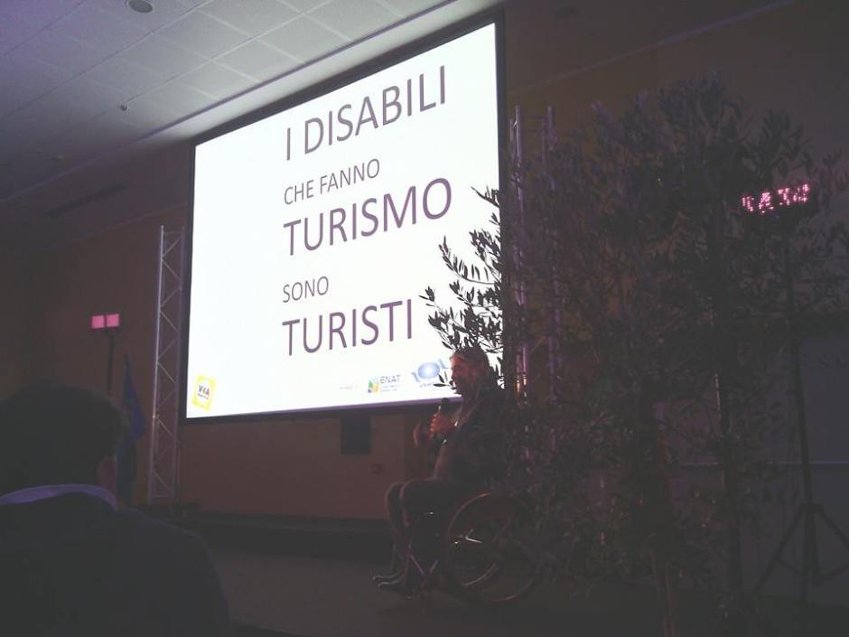 Turismo accessibile disabilità