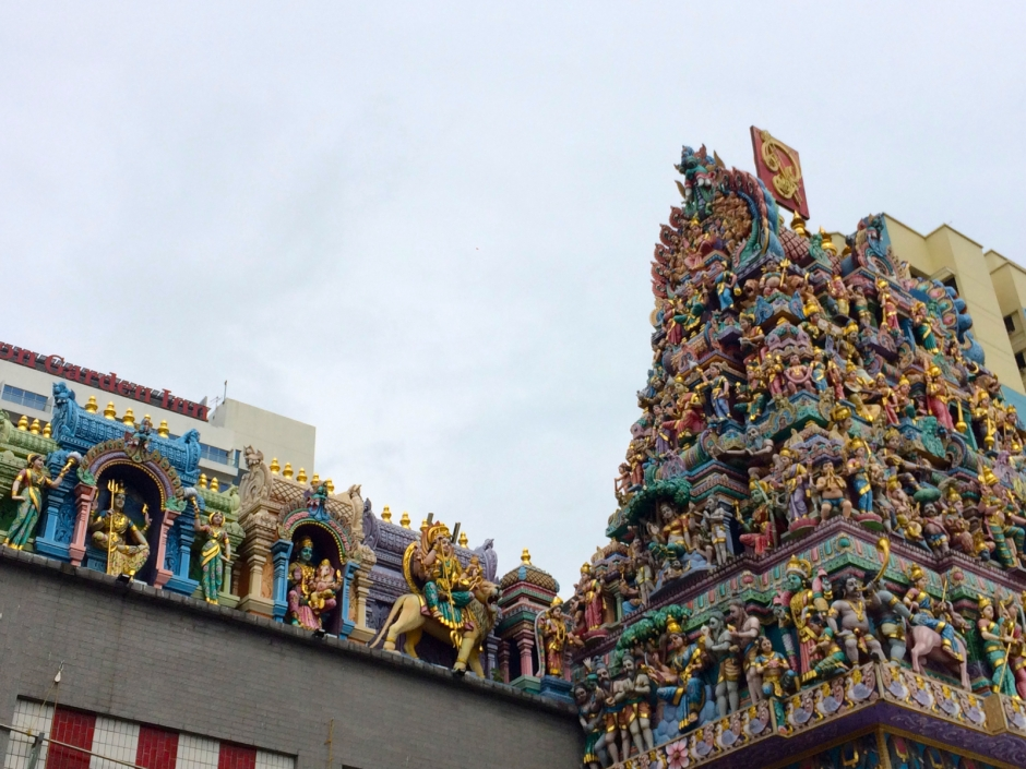 Singapore, Little India, Sri Veeramakaliamman