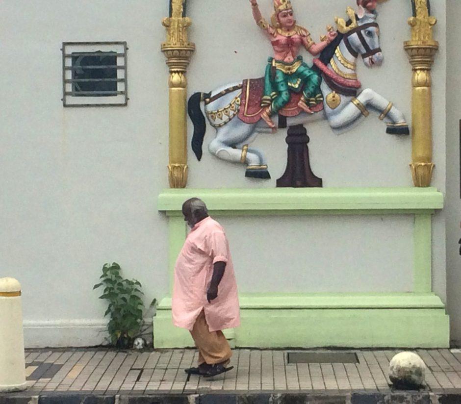 Malaysia, Penang, Arulmigu Maha Mariamman